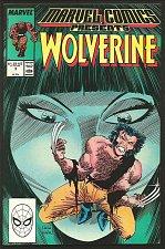 Buy Marvel Comics Presents #3 WOLVERINE Marvel Comics 1988