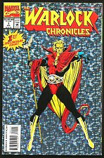 Buy Warlock Chronicles #1 Marvel Comics Fine + 1993 GUARDIANS OF THE GALAXY