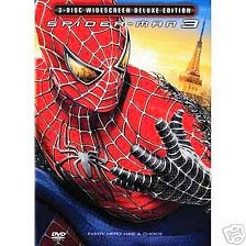 Buy new sealed - Spider Man DVD Widescreen Deluxe 3Disc BOXED Edition Kirsten DUNST