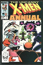 Buy X-Men Annual #7 Marvel Comics Fine range 1983 1st print & series