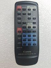 Buy genuine Canon WL D74 REMOTE CONTROL ler ZR10 ZR20 ZR40 GL1 MiniDV Camcorder