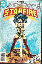 Buy STARFIRE #7 DC COMICS Fine+ or better 1st print and series 1977 EnglehartVosburg