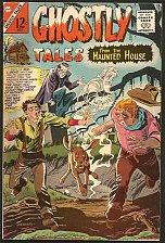 Buy Ghostly Tales #56 STEVE DITKO art/story CHARLTON COMICS 1966