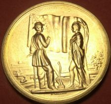 Buy Gem Unc James Buchanan Presidential Bronze Inauguration Medallion~Free Shipping