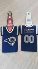 Buy St. Louis Rams Bottle Jersey Koozie NEW (405)