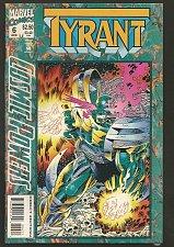 Buy COSMIC POWERS #6 MARVEL COMICS 1994