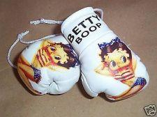 Buy Betty Boop Mini Boxing gloves. (Stars & Stripes Bikini)