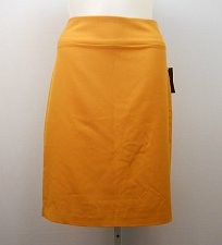 Buy PLUS SIZE 14W Womens Pencil Skirt ALFANI Solid Sweet Yam Knee Length Back Zipper