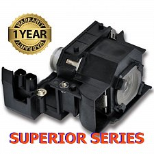 Buy ELPLP33 V13H010L33 SUPERIOR SERIES -NEW & IMPROVED TECHNOLOGY FOR EPSON EMPS3