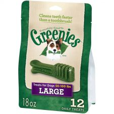 Buy GREENIES Original Dental Dog Treats