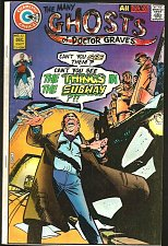 Buy The Many Ghosts of Doctor Graves #43 STEVE DITKO Story CHARLTON COMICS 1973