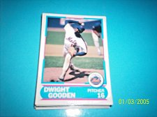 Buy 1988 Score Young Superstars series 11 baseball card DWIGHT GOODEN #3 FREE SHIP