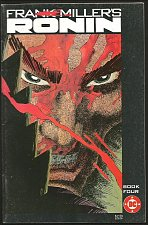 Buy RONIN #4 FRANK MILLER 1984 1st print and series Thicker DC Comics