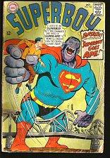 Buy SUPERBOY #142 SUPER-APE DC COMICS 1967 Silver Age 1st Print