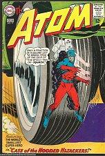 Buy Atom #17 DC COMICS VG+/Fine- 1965 Silver Age
