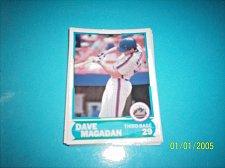 Buy 1988 Score Young Superstars series 1 baseball DAVE MAGADAN #23 FREE SHIP