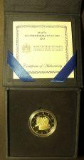Buy Malta 2013 Commemorative 2 Euros Bi-Metal Proof With C.O.A.~7,500 Minted~Fr/Ship