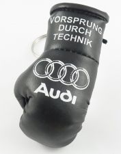 Buy Audi mini Boxing glove Keyring