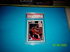 Buy 1989 FLEER BASKETBALL #127 MARK BRYANT PSA 7 GEM MINT LOW POP NEW PSA CASE