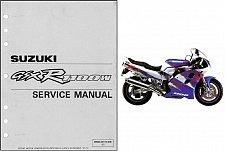 Buy 93-98 Suzuki GSX-R1100 Service Repair & Parts Manual CD -- GSXR GSX R 1100