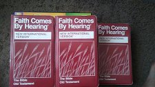 Buy Faith Comes By Hearing The Bible Volume 1,2 & 3 Audio Cassette Set
