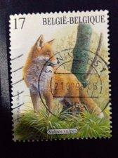 Buy Belgium used 1v stamp 1998 Fauna - Mammals Thematic Stamp