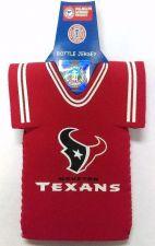 Buy (2) Houston Texans Bottle Jersey Koozies NEW (405)