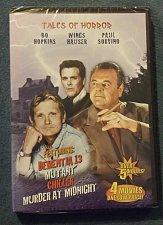 Buy Tales of Horror 4movies DVD Paul Sorvino Patrick Magee Mutant Chiller Dementia13