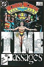 Buy WONDER WOMAN #8 VF- 1987 DC Comics GEORGE PEREZ Len Wein Passages