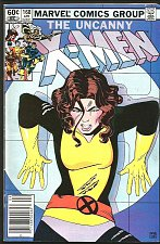 Buy Uncanny X-men #168 Marvel Comics 1983 1st print & series VG+/Fine range