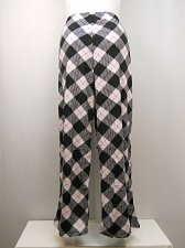 Buy PLUS SIZE 3X Women Pajama Bottoms SECRET TREASURES Plaid Microfleece Sleep Pants