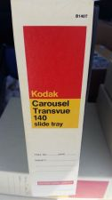 Buy Lot Of 2 Kodak Carousel Transvue 140 Slide Tray in Original Box