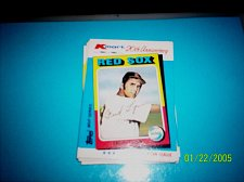 Buy FRED LYNN RED SOX 1982 TOPPS KMART 20TH ANNIVERSARY #27 OF 44