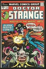 Buy Dr. Strange #12 Marvel Comics GENE COLAN 1975 Very Fine- range orBetter