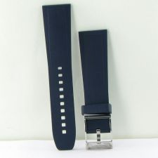 Buy Breitling Diver Pro Blue Rubber Strap Stainless Steel Tang Buckle 24-20mm New