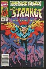 Buy Doctor Strange #29 The Sorcerer Supreme Marvel Comics 1991 VF/NM-