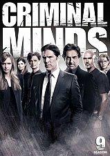 Buy Criminal Minds ninth Season nine 9 DVD Jeanne TRIPPLEHORN AJ COOK Thomas GIBSON