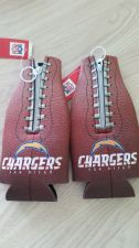 Buy (2) San Diego Chargers Football Zipper Bottle Koozies (405)