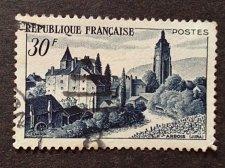 Buy France 1v used stamp 1951 Arbois Michel 923