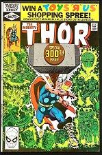Buy THOR #300 CELESTIALS 1st print & series 1980 Marvel Comics