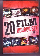 Buy 20Movie DVD Live Animals,INSIDE,Night Shadow,MORTUARY,Bloody Mary,Cruel World