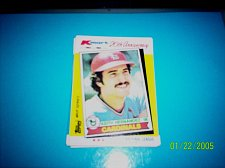 Buy KEITH HERNANDEZ CARDINALS 1982 TOPPS KMART 20TH ANNIVERSARY #36 OF 44