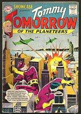 Buy SHOWCASE #46 TOMMY TOMORROW -- DC COMICS 1963 Silver Age