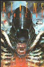 Buy Aliens Genocide #1 Suydam cover Dark Horse Comics 1991 NM- High Grade
