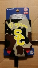 Buy Lot of 2 USC Trojans CAMO Can Koozies (405)