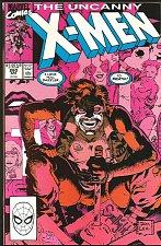 Buy WOLVERINE: Uncanny X-men #260 1st print 1990 Marvel Comics