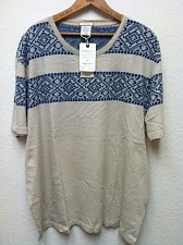 Buy Lucky Brand Mens XL True Indigo Tee New With Tags Retail 39.50