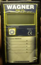 Buy Wagner MMC205 Digital Shopline Moisture Meter NEW~Case~Instructional CD~Special