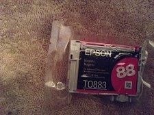 Buy Epson T0883 RED magenta ink printer NX415 NX305 NX300 NX215 NX200 NX100 to883 88