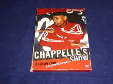 Buy Dave Chappelle's Show Uncensored first Season 1 one DVD 2disc Comedy Central